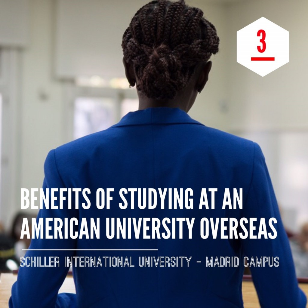 Studying at an american university overseas